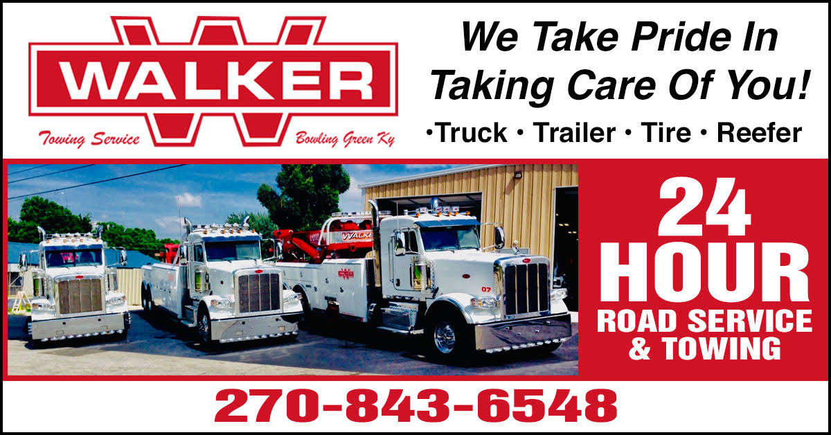 Walker Towing Ad